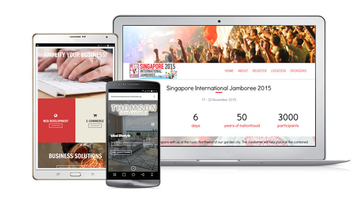 Responsive Web Design by Applify Global